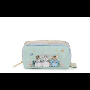 Beatrix Potter Peter Rabbit x LeSportsac Cosmetic